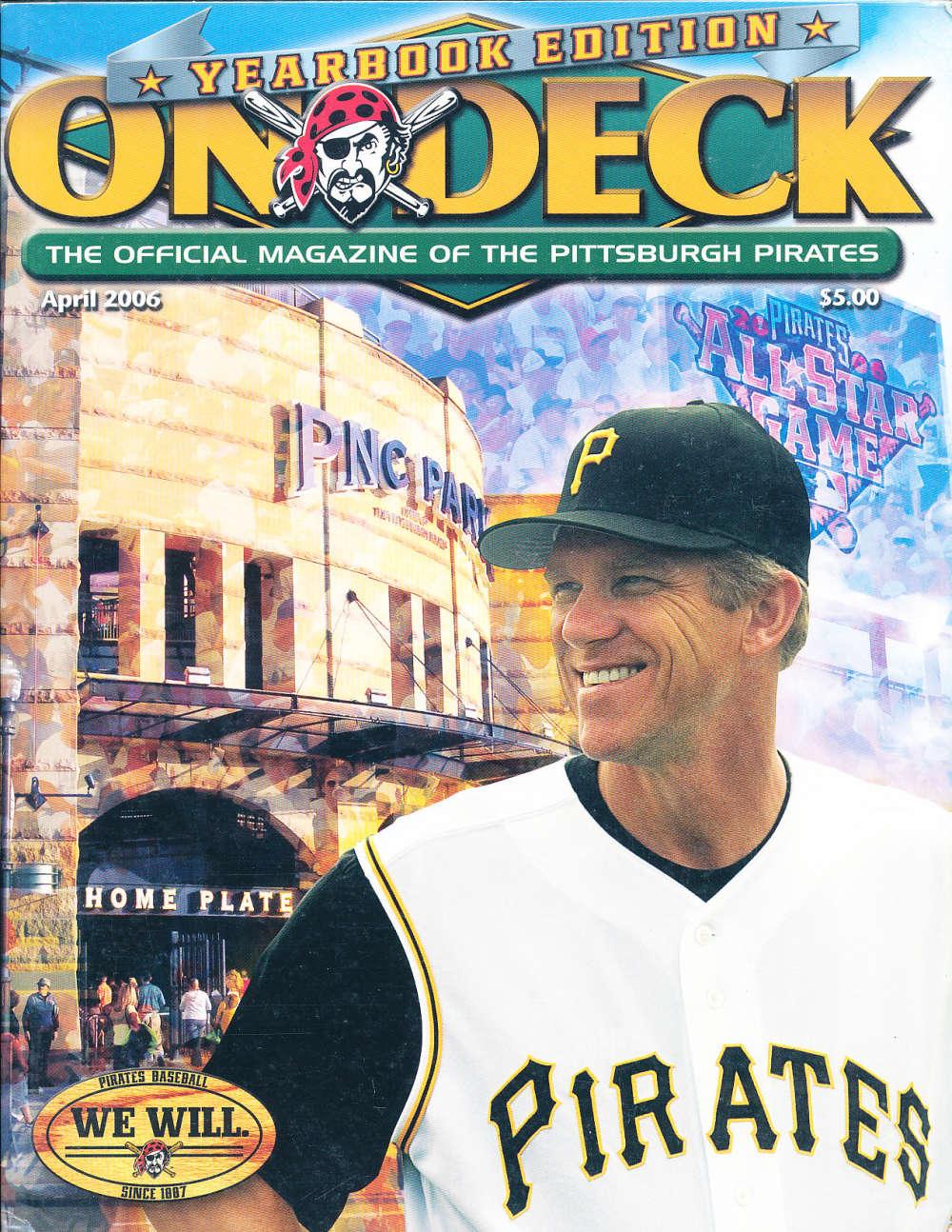 2006 Pittsburgh Pirates Yearbook