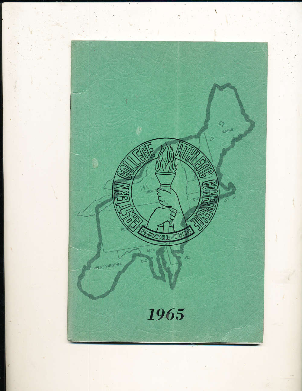 1965 Eastern College Athletic Conference Guide