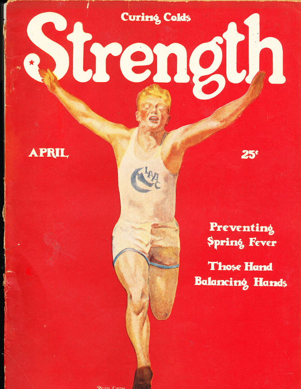 April 1928 Strength Magazine Track bxbox