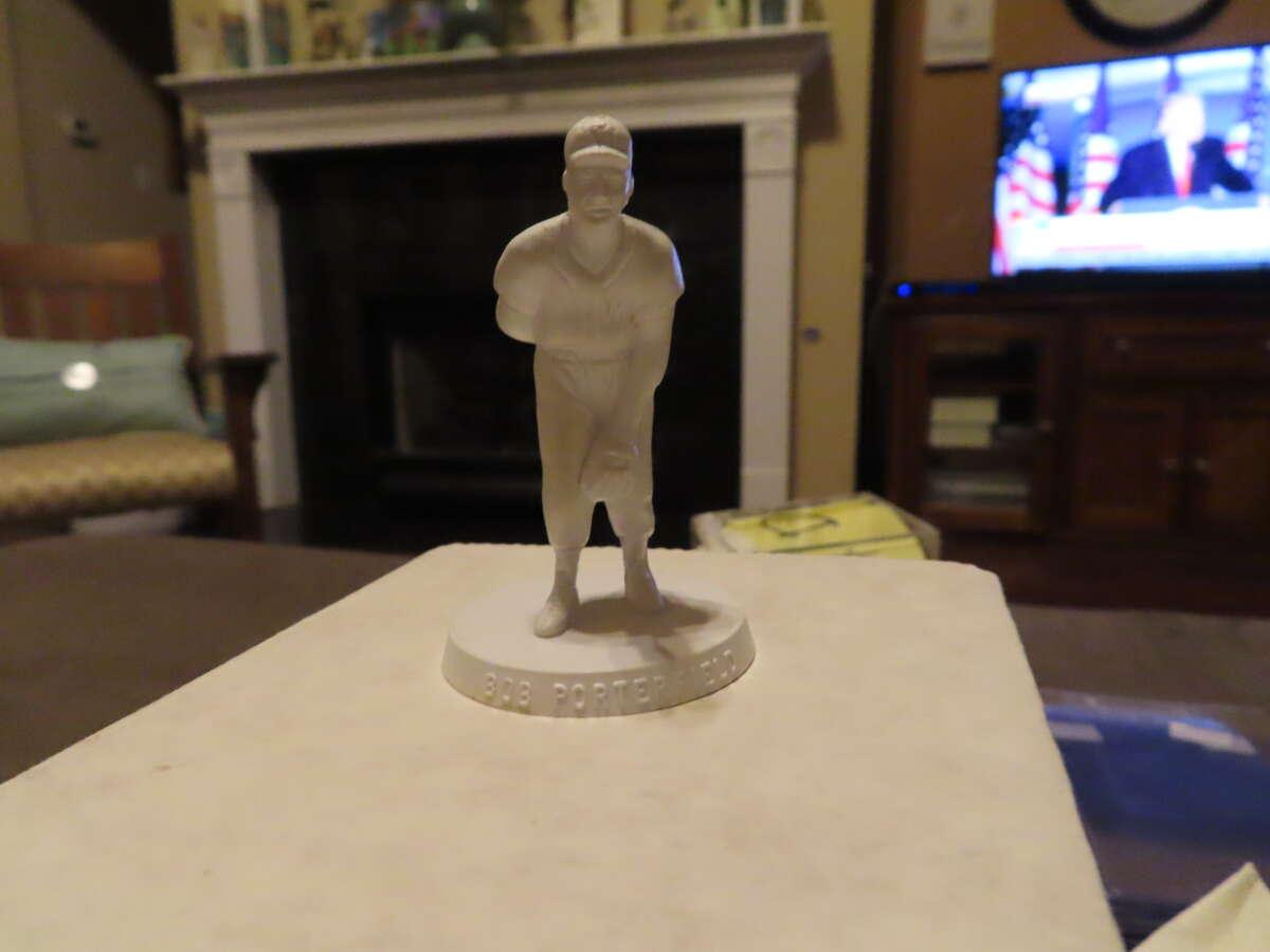 1955 Bob Porterfield Robert Gould Statue all star em