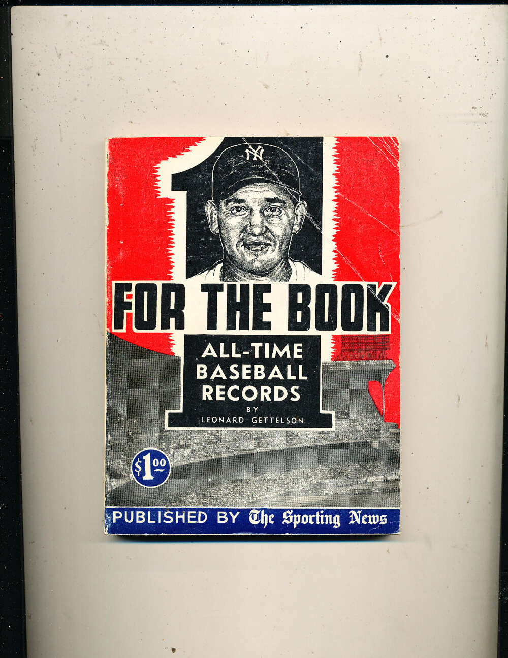 1952 one for the book The Sporting news Guide ex Allie Reynolds