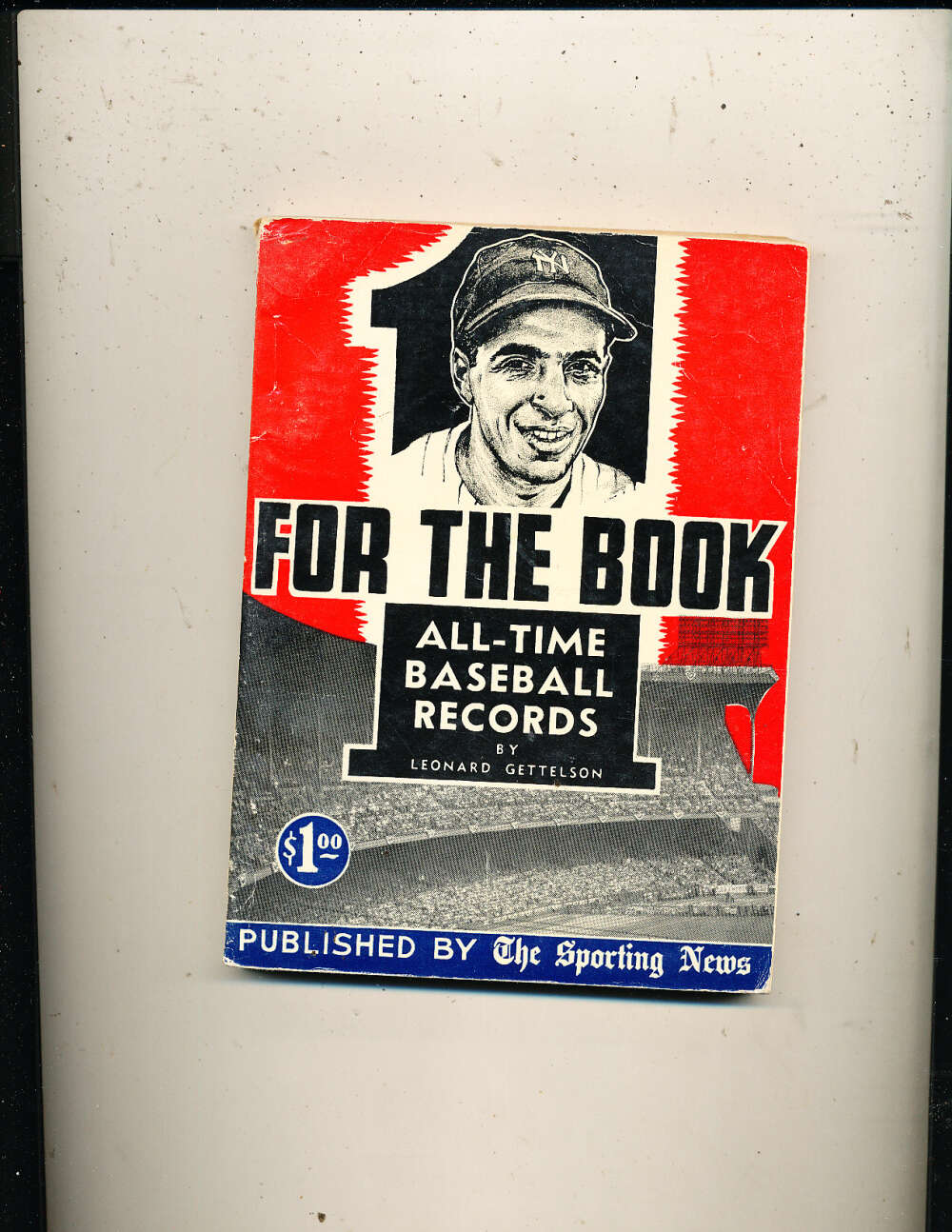 1951 one for the book The Sporting news Guide Phil Rizzuto