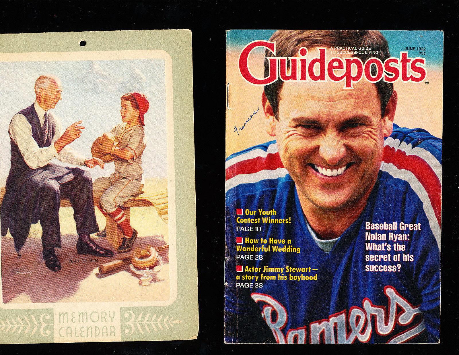 Guideposts June 1992 Nolan Ryan
