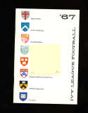 1967 Ivy League Conference Football Media Press Guide