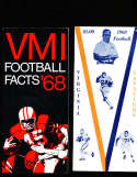 1968 Virginia Football Media Press Guide