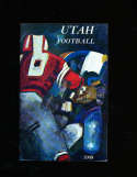 1968 Utah Football Media Press Guide