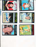 bob Lemon Royals #91 Signed 1971 Topps Baseball Card
