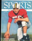 1955, November 7 Bob Pellegrini Maryland Sports Illustrated no label