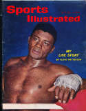 1962, May 28 Floyd  Patterson boxing Sports Illustrated no label