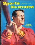 1962, February 26  John Uelses pole vault Sports Illustrated label clean