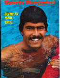 1972, September 4 Mark Spitz olympic Sports Illustrated no label