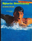 1968, July 22 Mark Spitz olympic Sports Illustrated no label