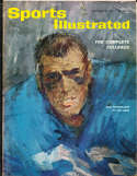 1962, November 19 Nick Pietrosante Lions Sports Illustrated no label