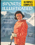 1956, Elizabeth Guest Skiing Sports Illustrated no label