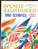 1960, August 15 olympics Sports Illustrated no label