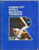 1969 Kansas city Royals baseball yearbook