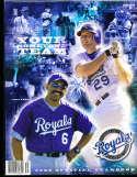 2003 Kansas city Royals baseball yearbook