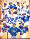 2004 Kansas city Royals baseball yearbook