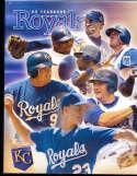 2005 Kansas city Royals baseball yearbook
