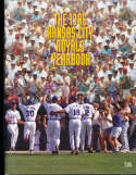 1996 Kansas city Royals baseball yearbook