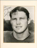 Ernie Koy sports illustrated Signed 8x10 matted photo  personalized