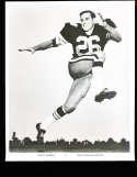 Jimmy Heidel 1967 New Orlean Saints 8x10 team issued photograph