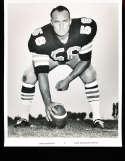 John Morrow 1967 New Orlean Saints 8x10 team issued photograph