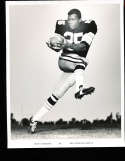 Jerry Simmons 1967 New Orlean Saints 8x10 team issued photograph