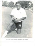 Hank Stram Coach New Orlean Saints 8x10 team issued photograph