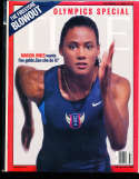 2000, 9/11 Marion Jones Time magazine no label newsstand nm