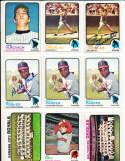 Earl Weaver Baltimore Orioles #278 1973 topps Signed Baseball card