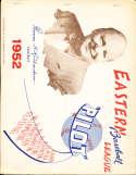 1952 Eastern Baseball League Pilot Press Media Guide
