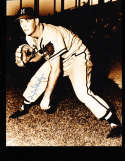 Taylor Phillips  Signed Milwaukee Braves  8x10 color photo