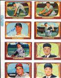 Eddie Yost Washington Senators #73 SIGNED 1955 Bowman baseball card