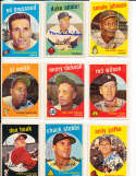 Connie Johnson Baltimore Orioles #21 SIGNED 1959 Topps baseball card