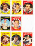 Harry Anderson Phillies #85 SIGNED 1959 Topps baseball card
