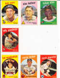 Felipe Alou San Francisco Giants #102 SIGNED 1959 Topps baseball card