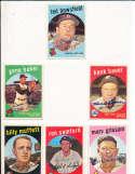 Gene Baker Pittsburgh Pirates #238 SIGNED 1959 Topps baseball card