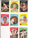 Gene Stephens Boston Red Sox #261 SIGNED 1959 Topps baseball card