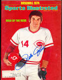 1974 4/8 signed Pete Rose Sports Illustrated