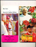 1969 Rose Bowl Press Media Guide OJ Simpson USC vs Ohio State
