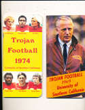 1969 USC Football Press Media Guide;  complete; photo's