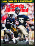 1989 1/9 Tony Rice Signed no label newsstand Sports Illustrated  (a1)