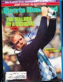 1982 4/19 Craig Stadler Golf Masters  Signed  Sports Illustrated  (b1)