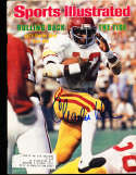 1978 10/2 Charles White USC Signed  Sports Illustrated (a1)