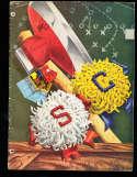 1949 Stanford vs California BIG GAME football program
