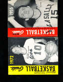 1972 Official NCAA Basketball Guide Don Buse Evansville  em