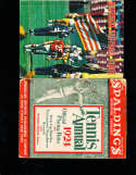 1971 TSN National Football Guide 300 pages; writing on inside