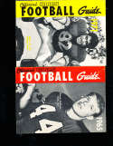 1965 Official NCAA Football Guide  Donny Anderson Texas Tech NCAAFB1