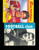 1977 Official NCAA Football Guide  Ross Browner Notre Dame